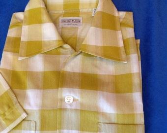 Vintage Union Fasion NWOT short sleeve shirt