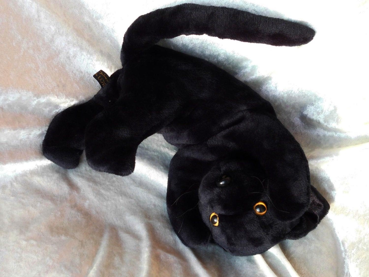 Persian Cat Soft Toy