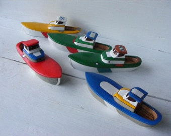 Faster Toy  Wooden Boat
