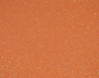 Iron On Neon Rainbow Glitter Heat Transfer Vinyl 10 colors