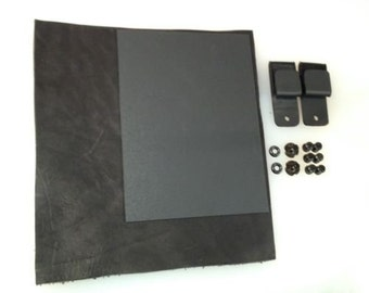 DIY leather kydex holster kit build your own hybrid iwb  kit MTO holster free shipping