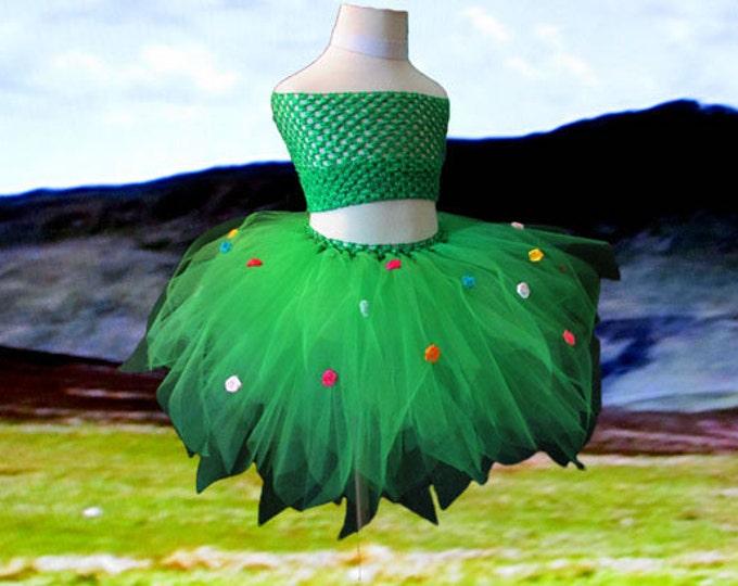 Flower Fairy Tutu