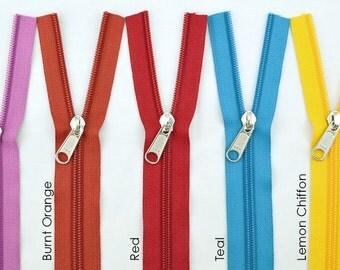 Add a Zipper Top closure