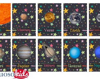 Planet banner | Etsy