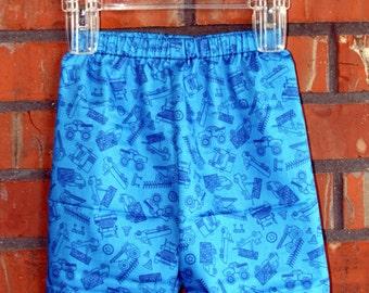 Children's - Trucks Lounge Shorts