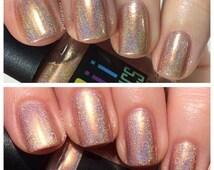 Keep calm i'm a princess Holographic nail polish - Boii Nail polish