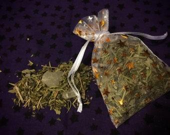 Purification Herbal Sachet, Ritual Work