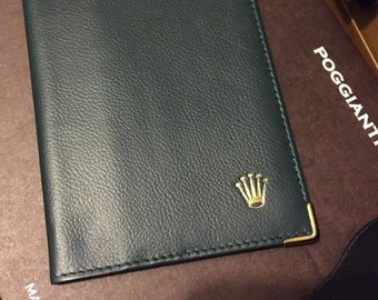 Passport Wallet by Rolex