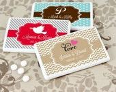 Personalized Wedding Favors (set of 24) • Mint Favors