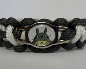 Totoro Paracord Bracelet