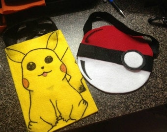Pokemon candy bags.