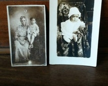 Antique Postcard Photographs RPPC Real Photo Postcards Black Americana