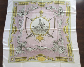 Vintage Authentic Hermes Scarf