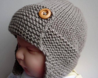 Baby to Child Aviator Hat