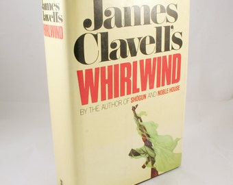 Whirlwind by James Clavell 1986