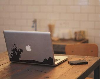 Macbook Sticker Sailer
