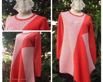 MASSIVE CLEARANCE SALES Vintage 80s Dress