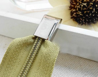 10pcs zipper clip for bag findings,zipper end,bag supply .