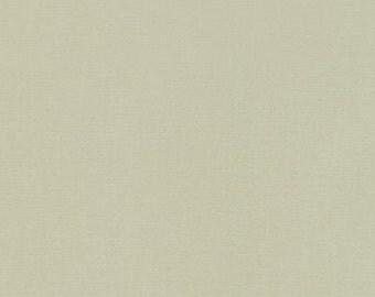 Kona Cotton in Limestone - Robert Kaufman (K001-478)