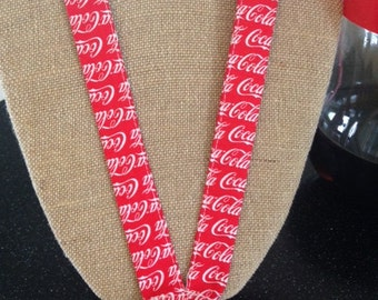 Things go better with Coke Lanyard