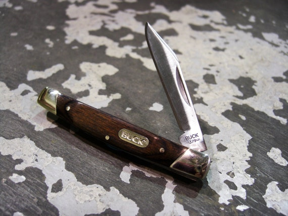 Buck Knives Wedding Gift : ... Buck Knife - 2