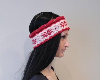 Wool Headband, Earwarmer, headwrap