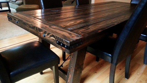 Viking Dining Table By Jeremyavrahamdesigns On Etsy