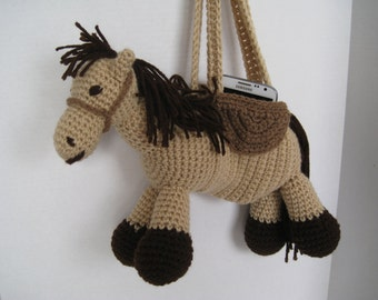 Horse Purse or Cell Phone carrier for little girls