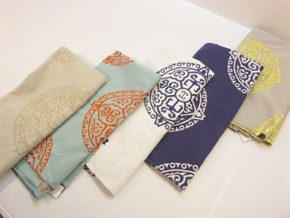 Thibaut halie embroidery fabric sample enchantment viscose