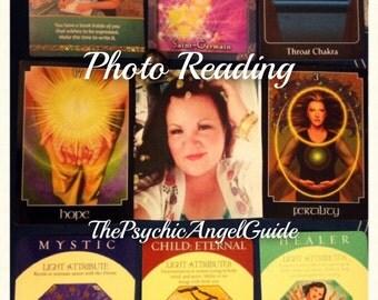 PHOTO READING PSYCHIC Video format plus .Jpg