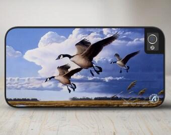 "Geese iPhone 5s Case, Geese iPhone 5 Case, Geese iPhone Case Protective Geese Phone Case ""Geese""  50-8313"