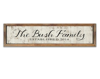Family customized wooden sign Personalized family wooden signs.  Inspirational signs family signs custom signs handmade wooden signs