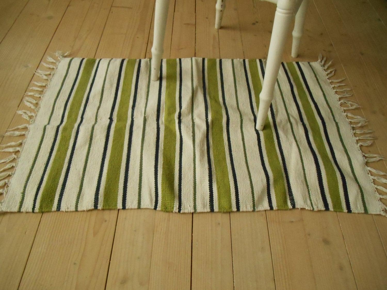 skandinavische gewebte tisch oder boden l ufer schwedische. Black Bedroom Furniture Sets. Home Design Ideas