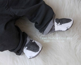 Buffalo Baby Shoe Buffalo Baby Girl Shoes Buffalo Baby Boy Shoes Gray Baby Boy Shoes Gray Baby Girl Shoes Grey Baby Boy Shoes Grey Baby Girl