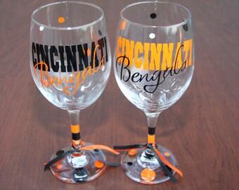 Cincinnati Bengals Glassware