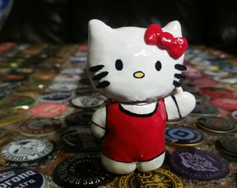 Hello Kitty Metal and Clay Pipe, Many Styles!