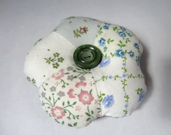 Flower Pin Cushion Pdf Sewing Pattern