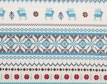 Last Two/Nordic Style Microfiber Fabric by Yard