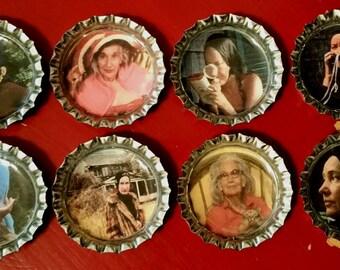 Edie Beale Magnet Set of 8