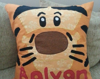 Tigger Personalized Children's Pillow