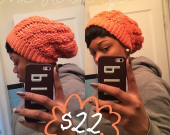 The Twisted Fantasy Cabled Beanie