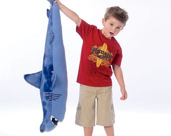 McCall's Pattern M7103 Stuffed Sharks