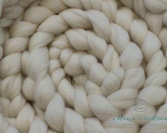 Chunky merino braid- 3 colours- photography prop, basket stuffer- Ready To Ship
