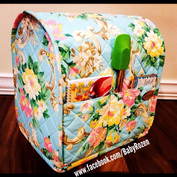 Babyrozencustom Quilted Kitchenaid Mixer Cover Sis By