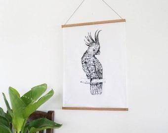 Wooden Print Hanger A4, A3
