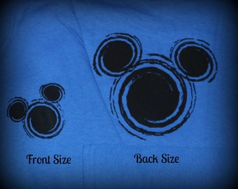2016 Matching Disney Family Vacation Shirts DisneyPersonalized Tshirts Mickey Mouse Head