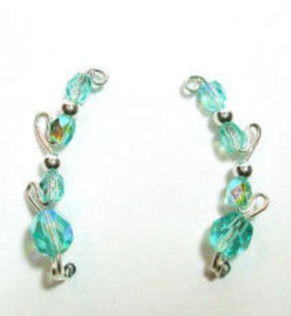 vine style earrings shop