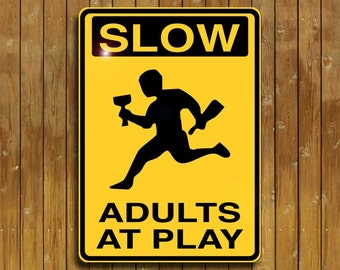 Adults At Play sign