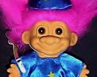 "Wizard Troll Doll 12"""