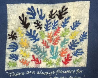 Matisse Custom Batik Tshirt